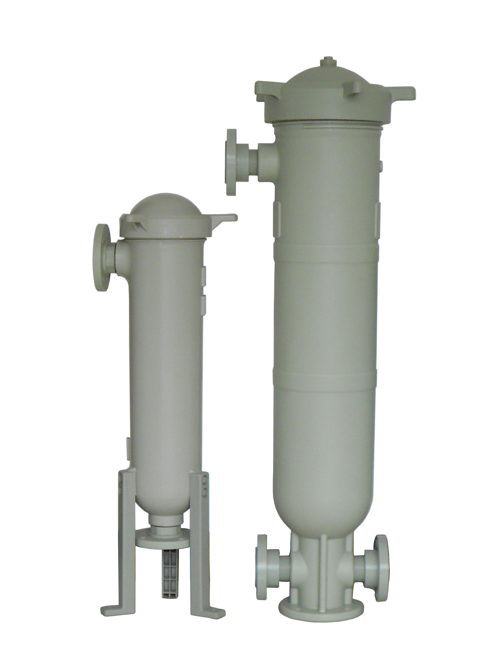 PP Bag Filter Vessel